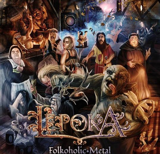 LÈPOKA – FOLKOHOLIC METAL