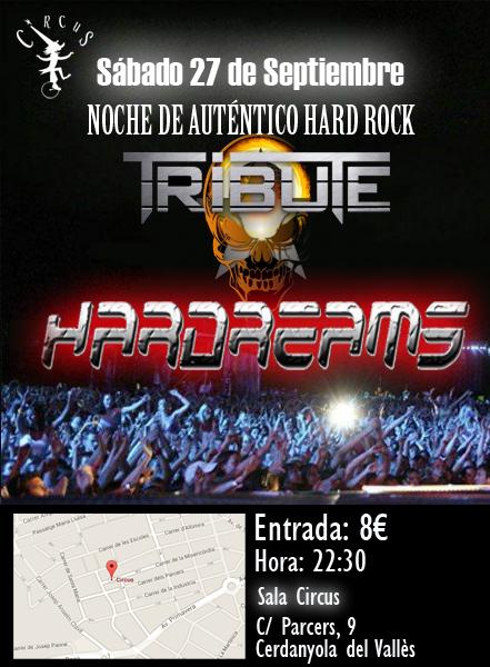 hardreams + tribute 27-9-14 cartel