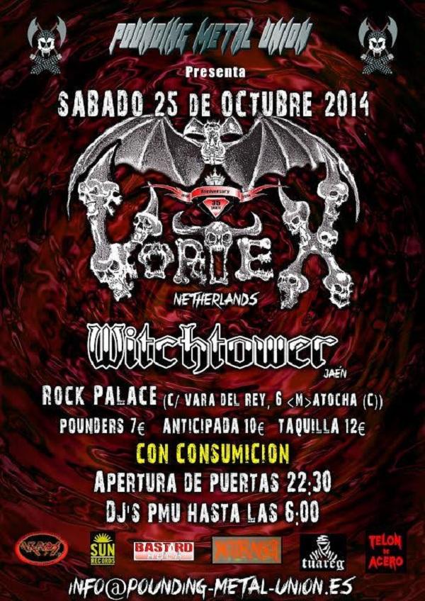 Vortex_Madrid_25-10-14_Cartel