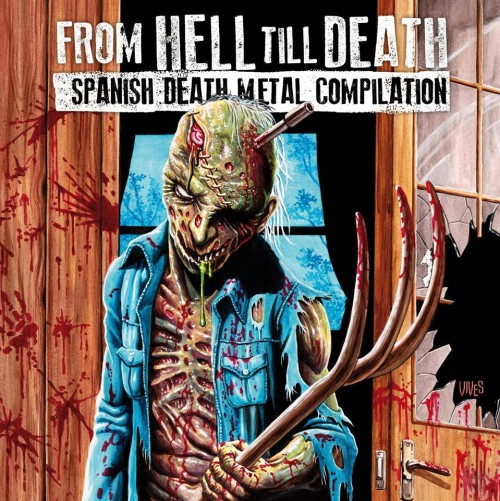 VV.AA. – FROM HELL TILL DEATH – SPANISH DEATH METAL COMPILATION