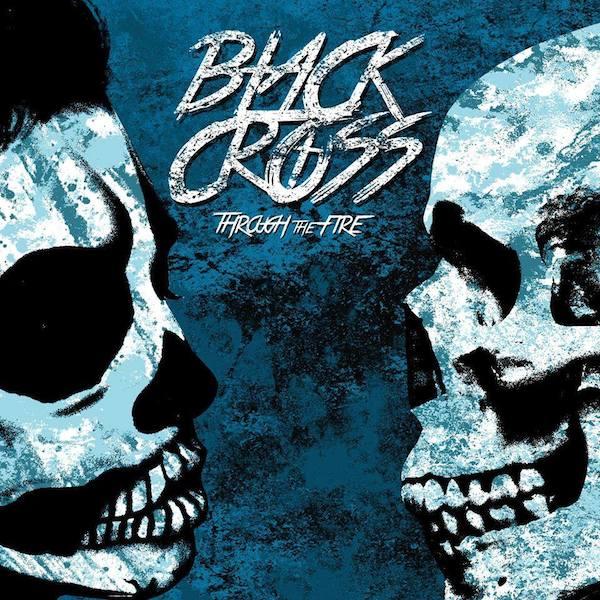 BLACK CROSS portada EP