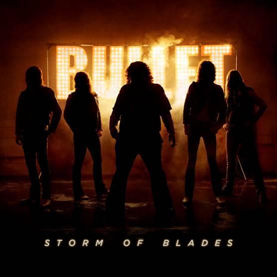 Bullet Storm of Blades