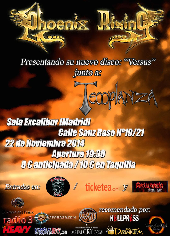 Phoenix Madrid 1