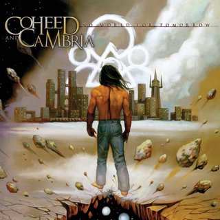 COHEED AND CAMBRIA – GOOD APOLLO, I'M BURNING STAR IV – VOLUME TWO – NO WORLD FOR TOMORROW