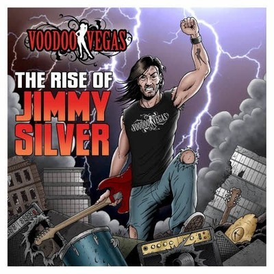 VOODOO VEGAS – THE RISE OF JIMMY SILVER