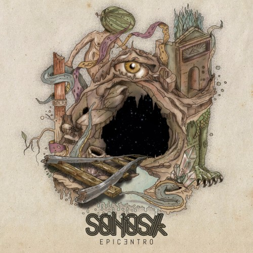 SONOSYK 2014 Epicentro EP Cover RGB
