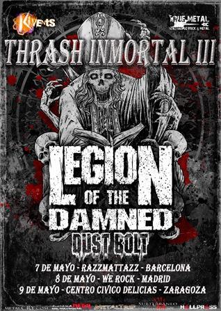thrash inmortal