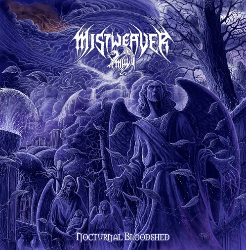 MISTWEAVER – NOCTURNAL BLOODSHED