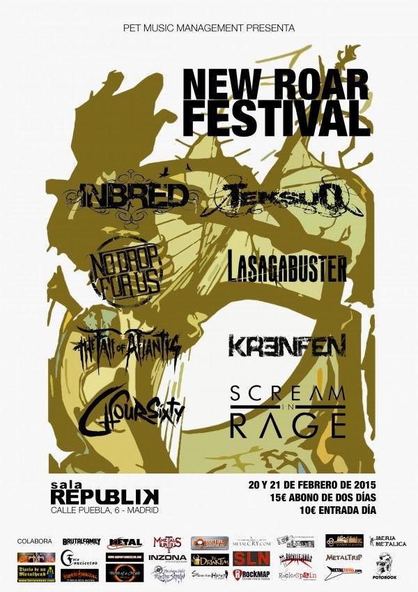 New Roar Fest
