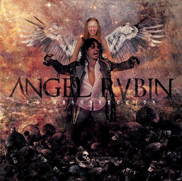 PORTADA ANGEL RUBIN LA RESURRECCION