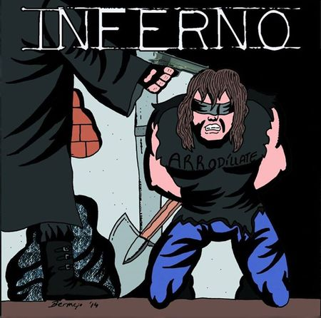 INFERNO – ARRODILLATE