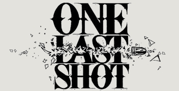 One last shot logo