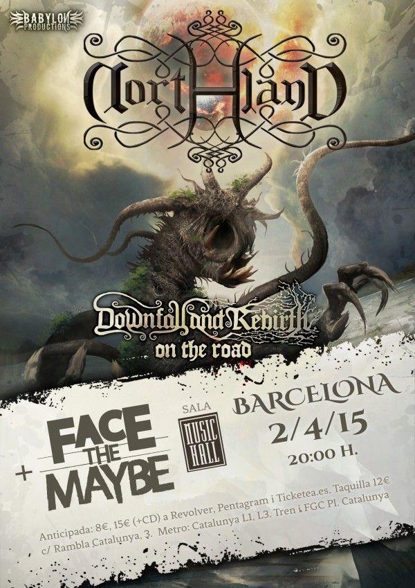 Tour Iberia 2015 - Barcelona