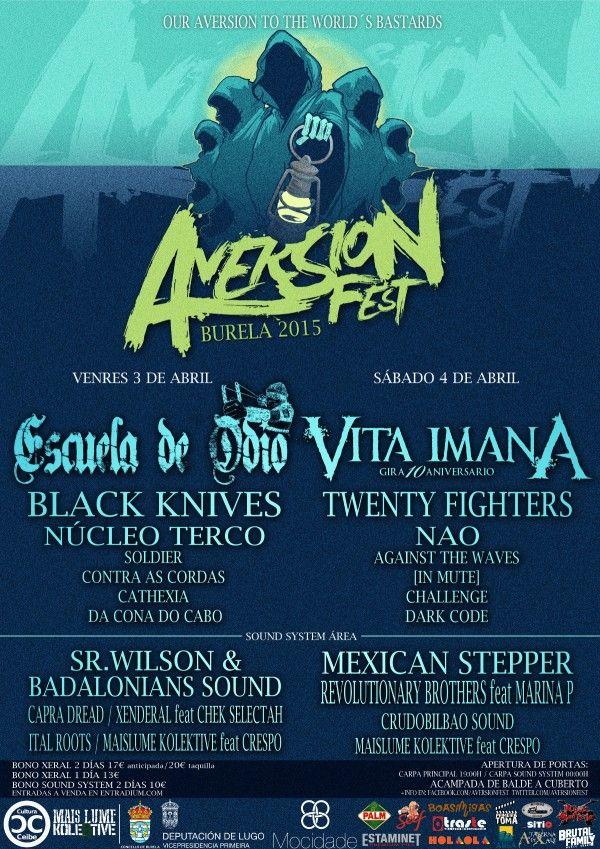 aversionfest_2015 - Cartaz 1200
