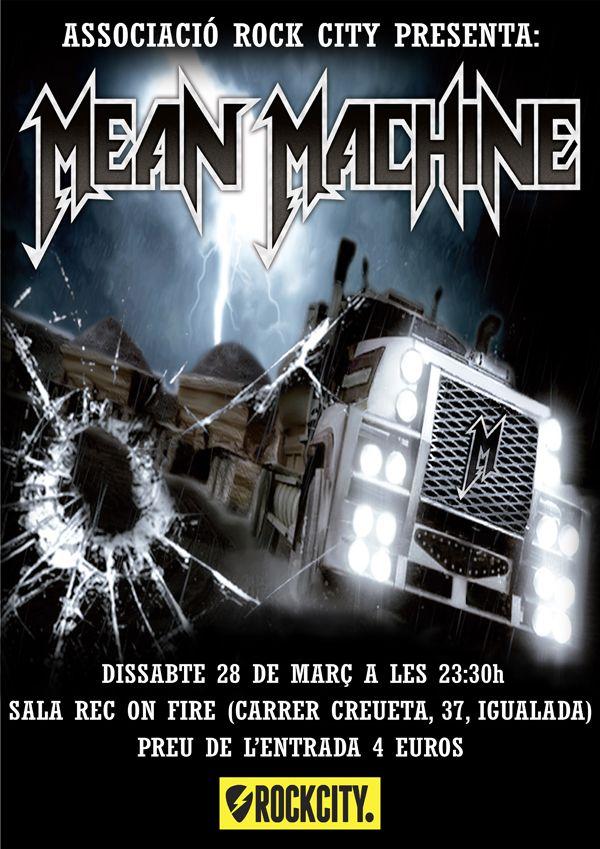 cartell Mean Machine