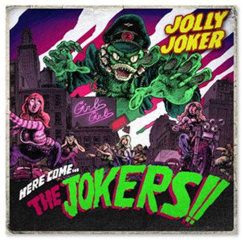 JOLLY JOKER – HERE COME THE JOKERS!!