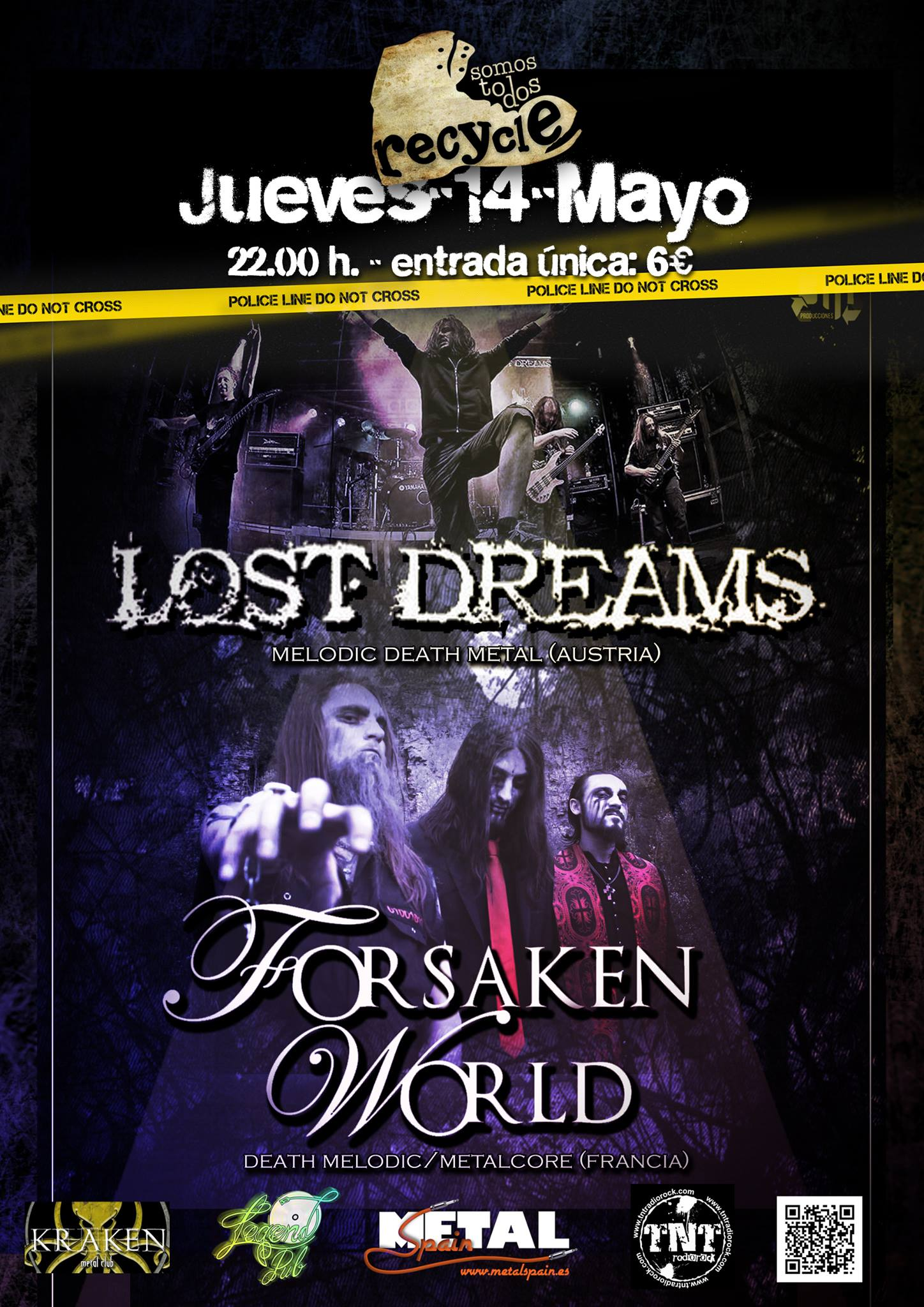 Lost dreams cordoba