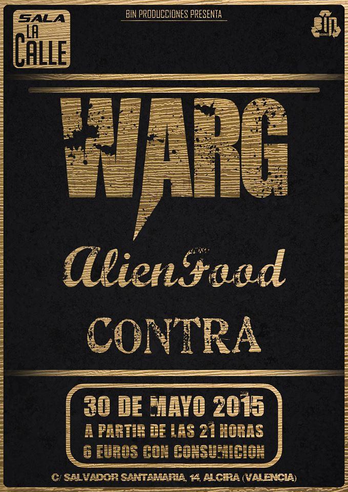 warg valencia