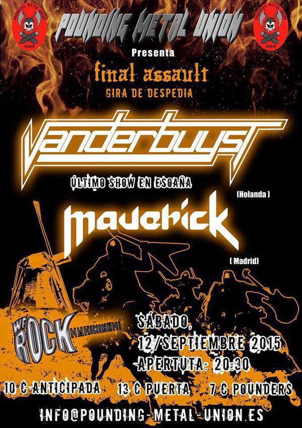 Vanderbuyst_Madrid_12-9-15_Cartel