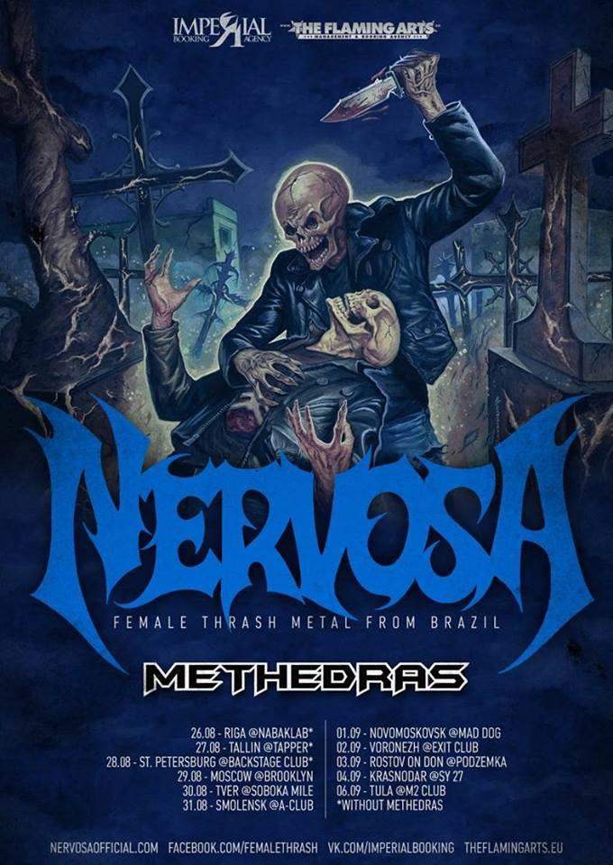 nervosa+russia+tour