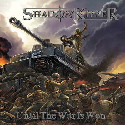 Cover SHADOWKILLER - Until the War Is Won