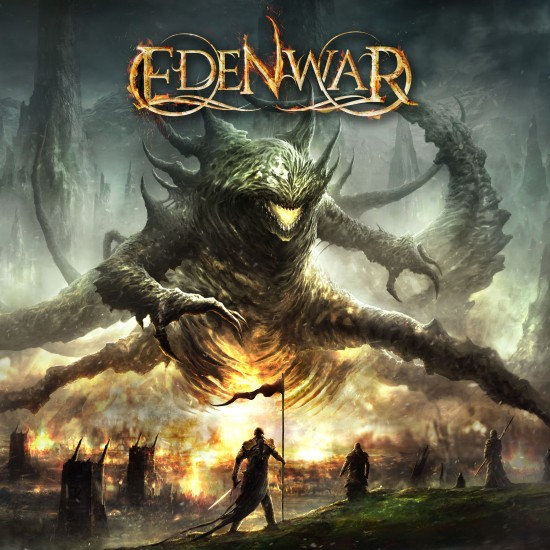 Edenwar - (2015) Edenwar COVER
