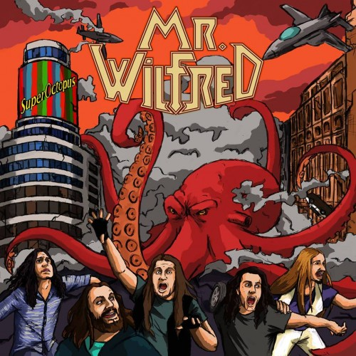 MR. WILFRED – SUPEROCTOPUS