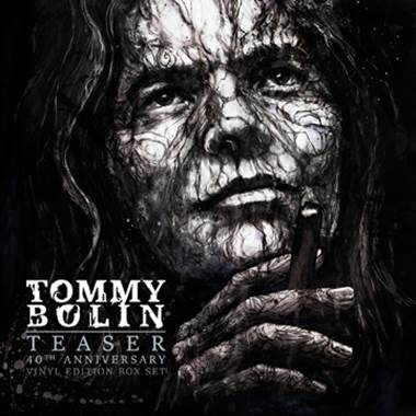 TOMMY BOLIN – TEASER 40TH ANNIVERSARY VYNIL BOX SET