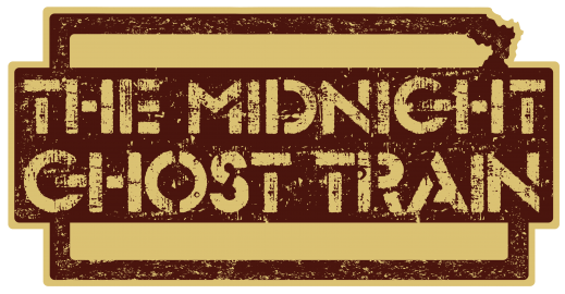 The Midnight Ghost Train Logo