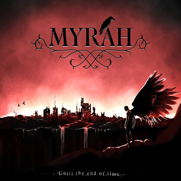 MYRAH – UNTIL THE END OF TIME