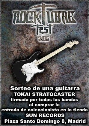 Concurso guitarra