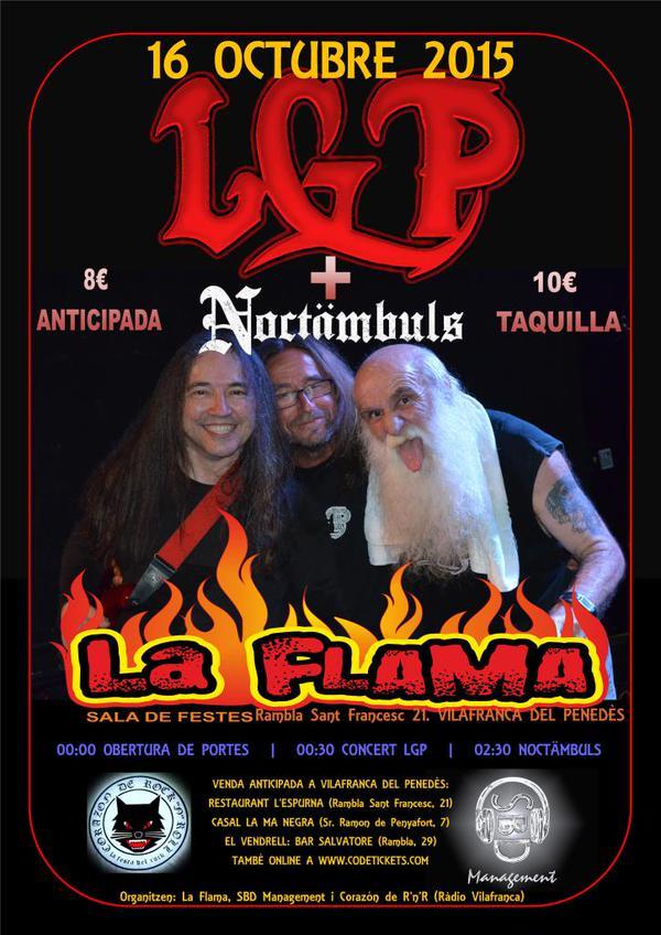 LGP_laflama_cartell