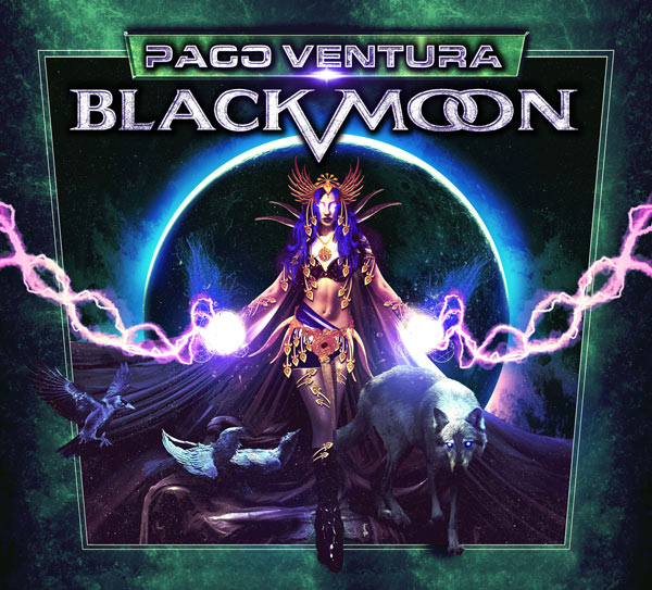 PACO VENTURA – BLACK MOON