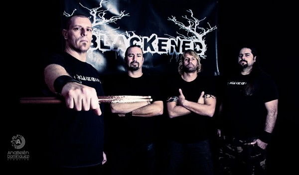 blackened