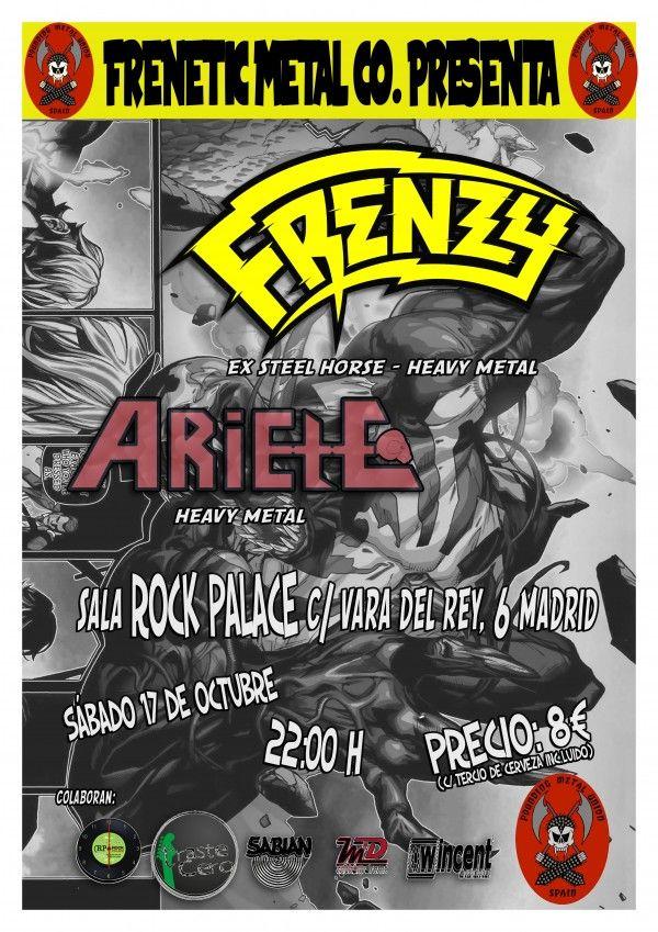 cartel frenzy ariete HD