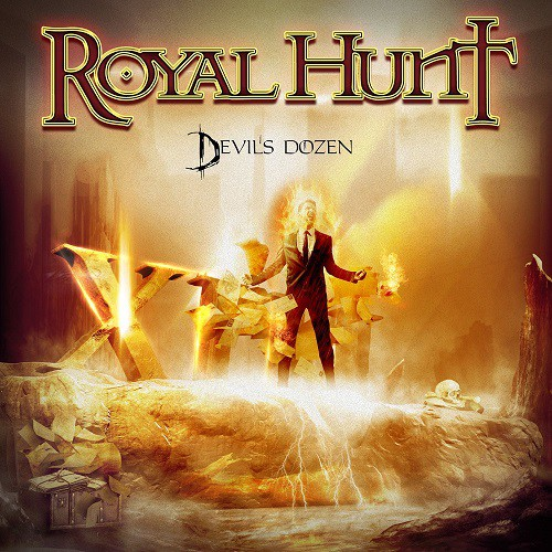 ROYAL HUNT – DEVIL'S DOZEN