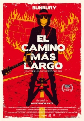 Bunbury_elcaminomaslargo_cover