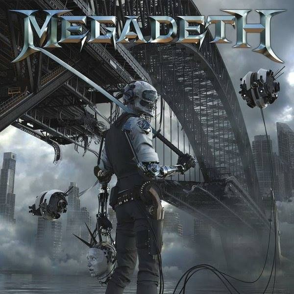 MEGADETH – DYSTOPIA