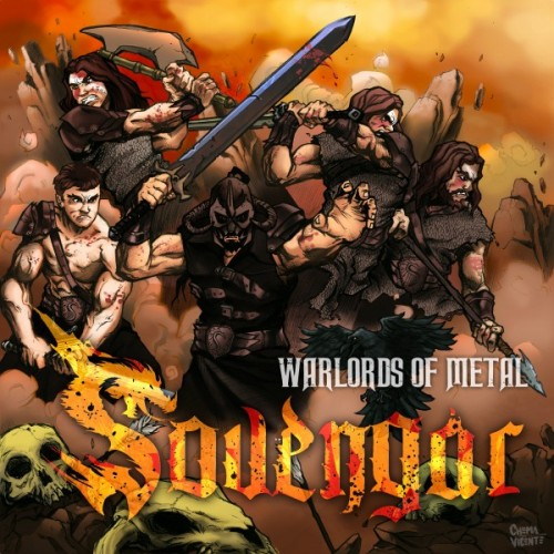 SOVENGAR – WARLORDS OF METAL