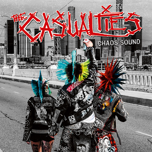 THE CASUALTIES – CHAOS SOUND