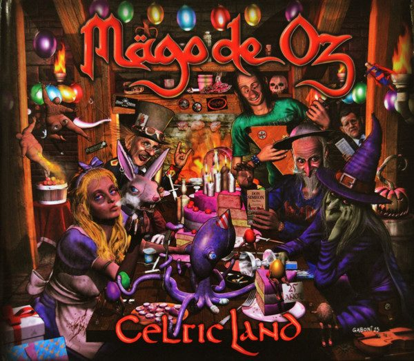 MÄGO DE OZ – CELTIC LAND