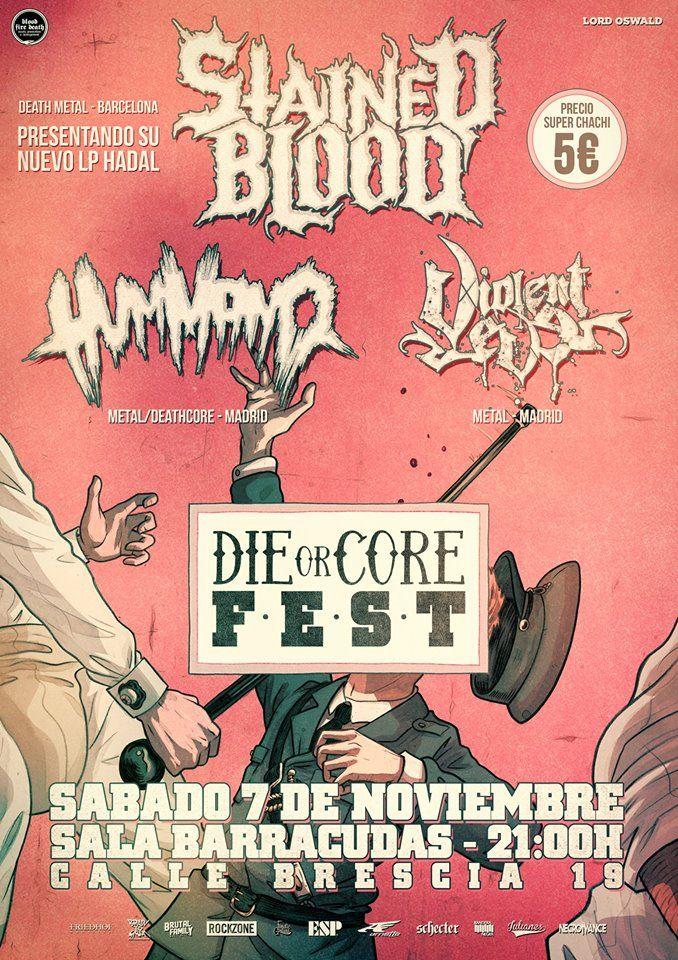 Die Or Core Fest
