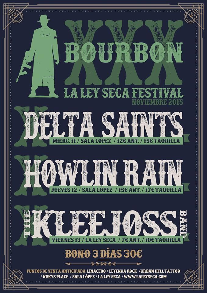 XXX Bourbon Fest