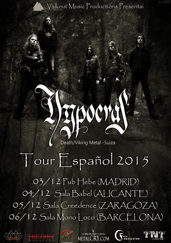 hypocras_cartel tour completo