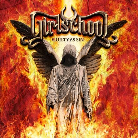 GIRLSCHOOL – GUILTY AS SIN