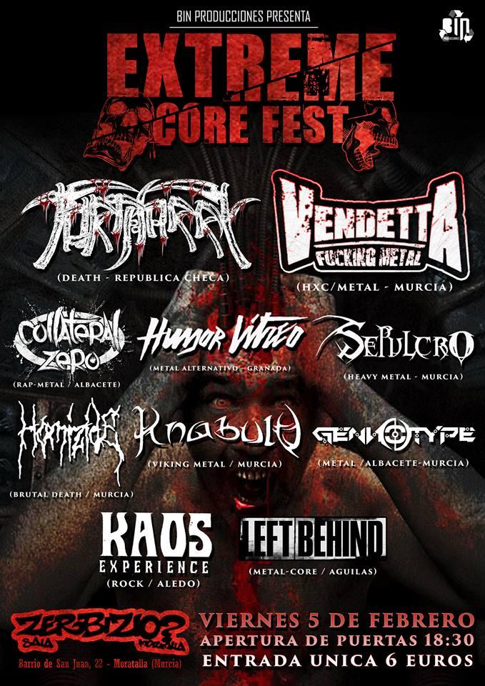 ExtremeCore Fest