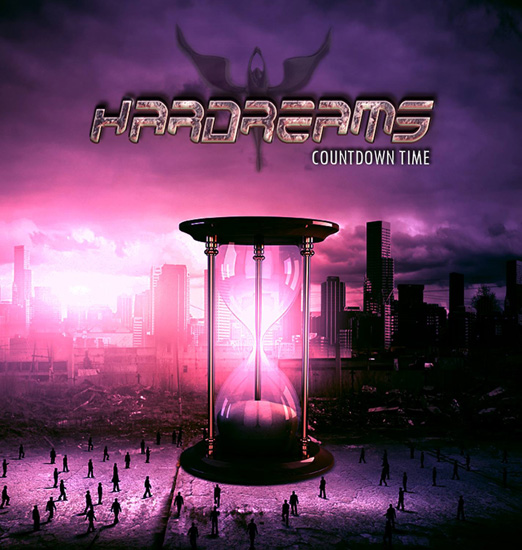 Hardreams_countdownTime_portada