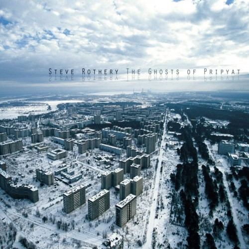 STEVE ROTHERY – THE GHOSTS OF PRIPYAT