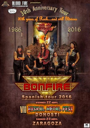 bonfire tour