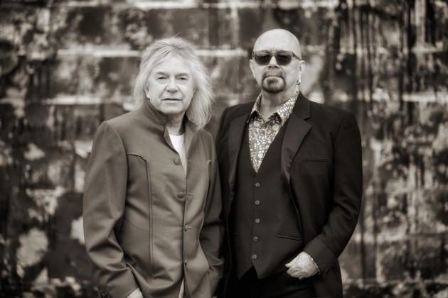 BOB & TONY SEPIA